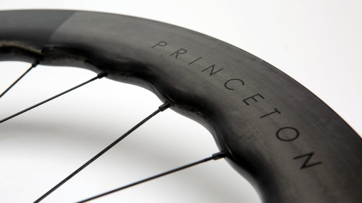 "1fd9a7b08fe VELONEWS Review | Wake [D] 6560 ""…the Princeton CarbonWorks wheels are hard  to beat."""